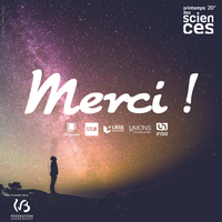 Printemps des Sciences 2020 • MERCI !