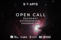 Appel à candidatures - Résidence Art & Sciences à l'Observatoire Astronomique de l'UNamur