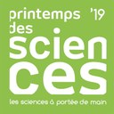 Programme du Printemps des Sciences à Namur