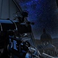 Souvenir de la soirée d'observation à distance du 30 avril 2021.